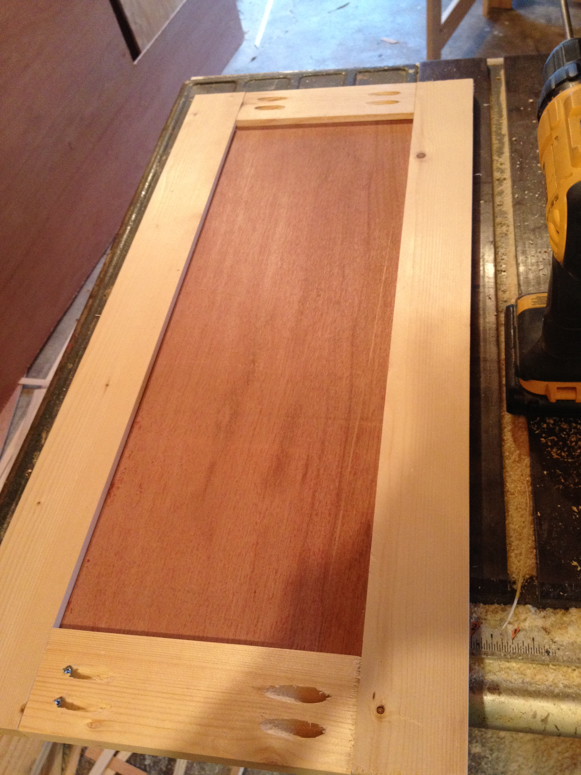 The Making of Shaker Cabinet Doors