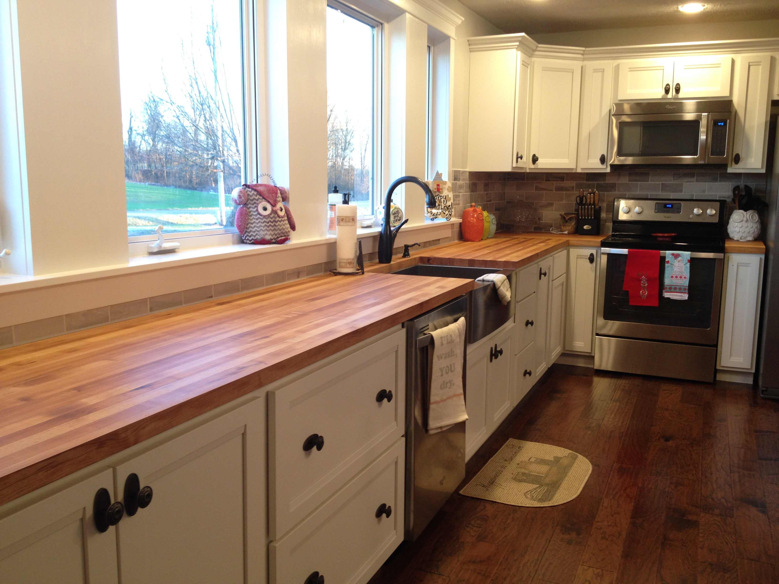 Exceptionnel Pros And Cons Of Butcher Block Countertops In The Kitchen